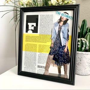 Handmade 8x10 Fashion Collage - Empower Theme